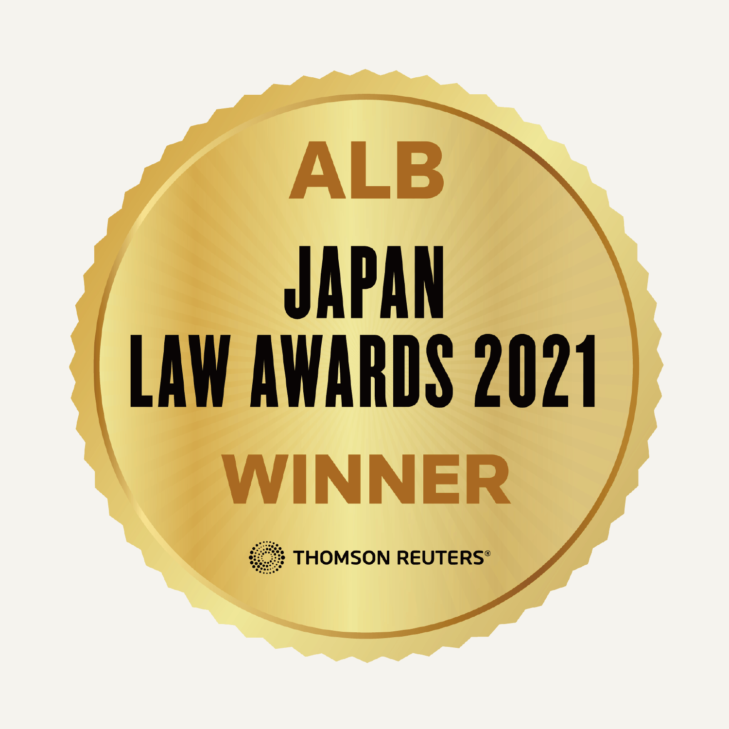 At the Asian Legal Business (ALB) Japan Law Awards 2021, Ian S. Scott (Partner) was chosen as Foreign Lawyer of the Year.