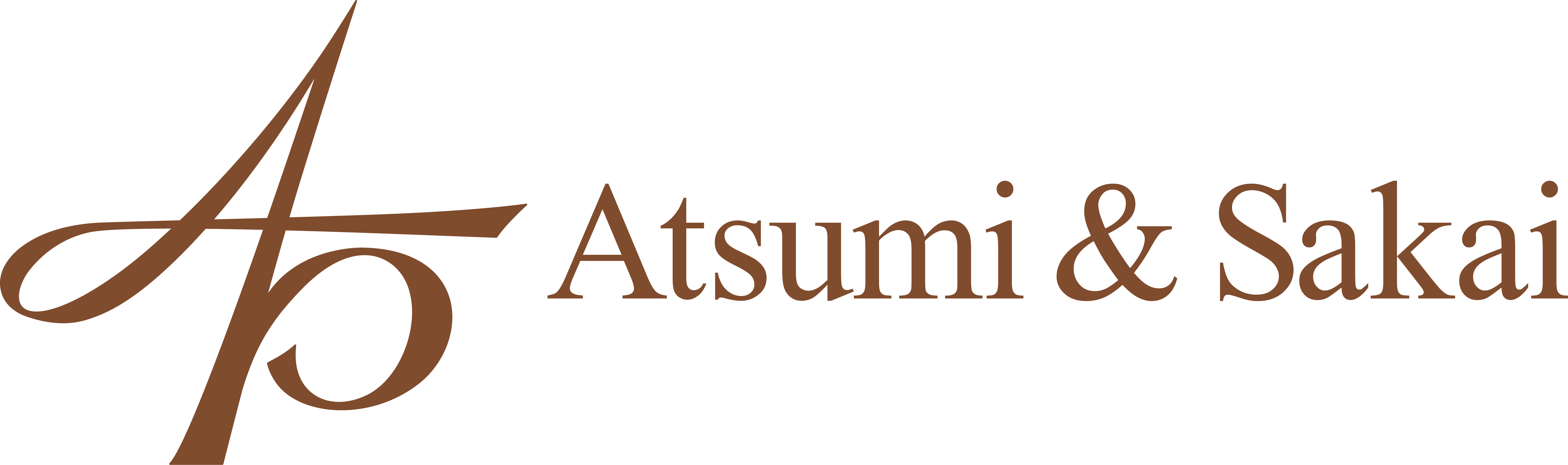 Atsumi & Sakai